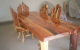juniper dinning room tables and chairs