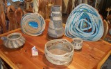ponderosa pine needle weavings